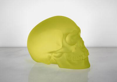 Sherrie Levine, 'Green Skull', 2012