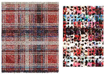 Zhang Bojun, 'We 12 [我们 12]', 2015