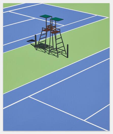 Daniel Rich, 'Empty Courts, Queens, NY', 2020