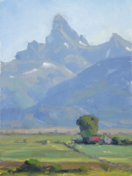 Dave Santillanes, 'Teton Valley', 2015