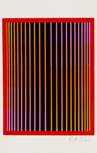 Richard Anuszkiewicz, 'Untitled', 1982