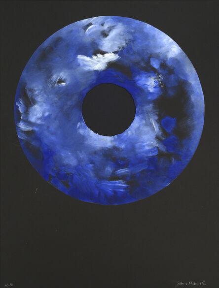Jann Haworth, 'Blueberry Moon With Coconut Sugar', 2016