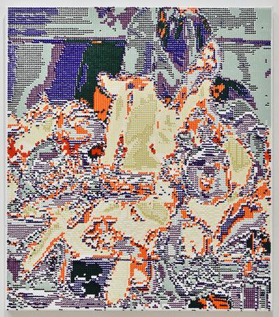 Simon Ingram, 'Mask Volano Pyjama', 2020