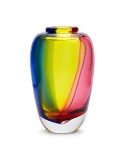 Archimede Seguso, 'A Murano glass vase'