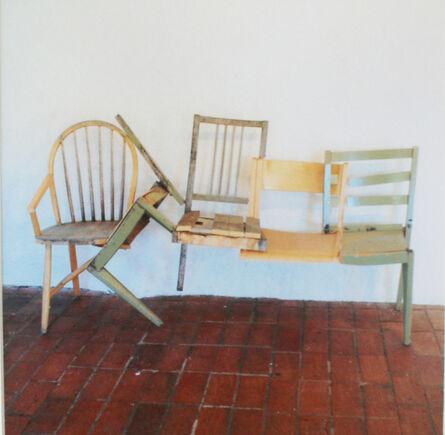 Sahar Al Khatib, 'Chairs', 2014