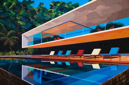Andy Burgess, 'Paraty House, Brazil', 2017