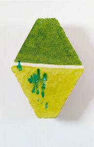 Nicole Cherubini, 'Green Diamond', 2014