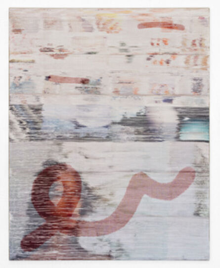 Margo Wolowiec, 'Looking Through', 2014