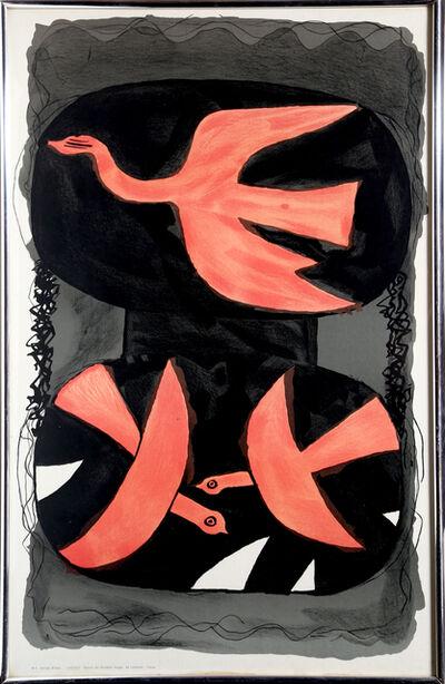 Georges Braque, 'Three Birds', circa 1960