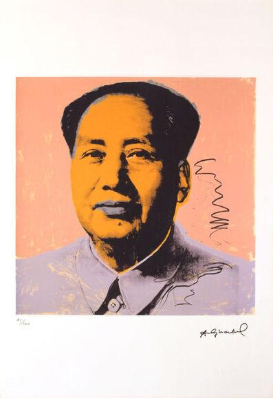 Andy Warhol, 'Mao', 1967 printed later