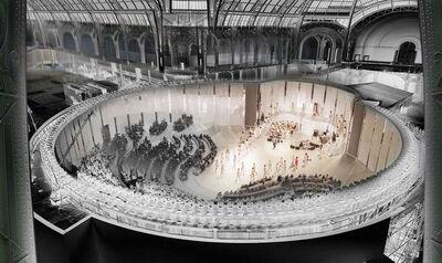 Simon Procter, 'CHANEL, The Crucible—SOLAR, Grand Palais, Paris, Spring/Summer 2014', 2014