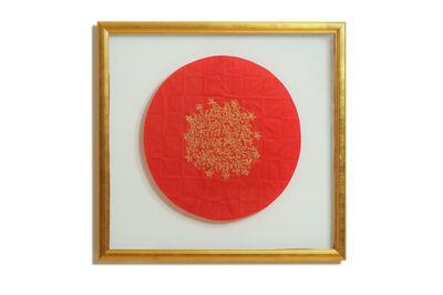 James Lee Byars, 'Red Circle', ca. 1980