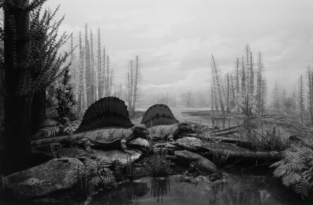 Hiroshi Sugimoto, 'Permian Land', 1992