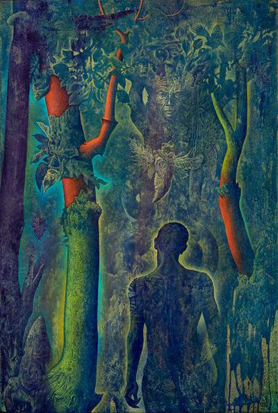 Rafael Trelles, 'Bosque nocturno (Night Forest)', 2020