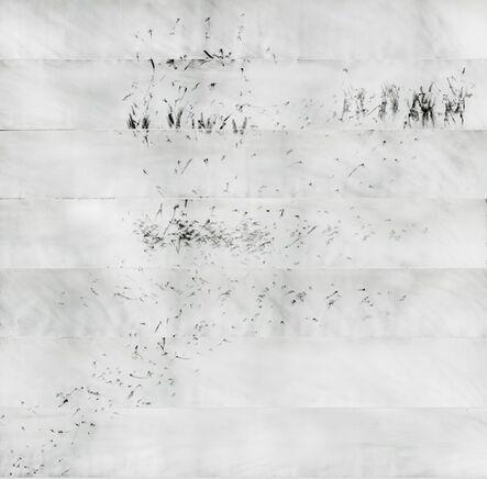 Luis Casanova Sorolla, 'Pas de Quatre/Schwanensee (Lev Ivanov) - Choreography Diagrams', 2013