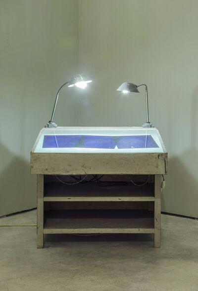 Sun Xun 孫遜, '21 KE- Copy Desk', 2006-2010