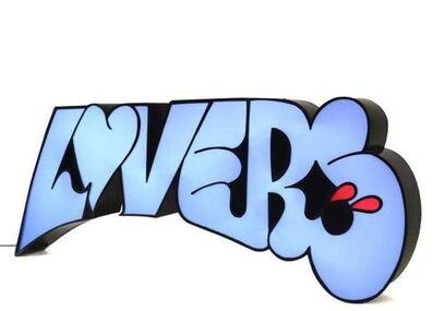 Sickboy, 'Illuminated lovers', 2020