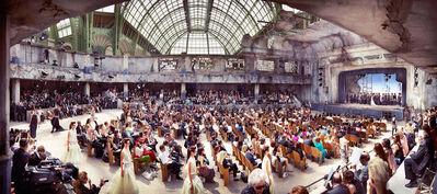 Simon Procter, 'Chanel, The Broken Cinema, Haute Couture, Paris Grand Palais', Autumn/Winter 2013