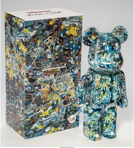 Medicom, 'Be@rbrick Jackson Pollock', 2015