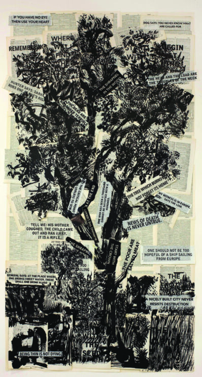 William Kentridge, 'IF YOU HAVE NO EYE', 2014