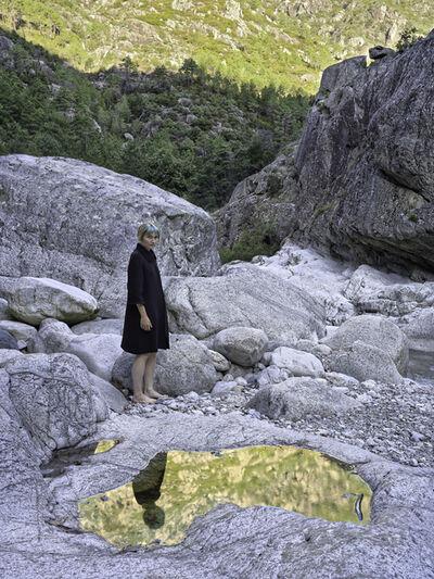 Elina Brotherus, 'Tombeau imaginaire 18 / Imaginary Burial Place 18', 2019