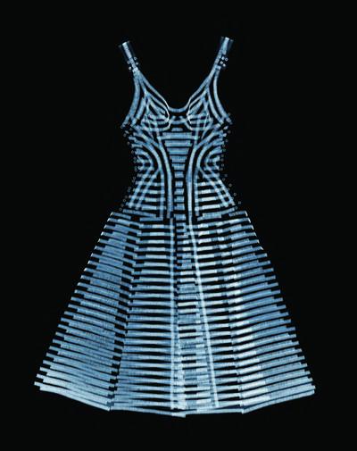 Nick Veasey, 'Alexander McQueen Cleo Dress', 2004