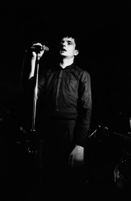 Kevin Cummins, '7. Ian Curtis, Joy Division The Factory, Hulme, Manchester 13 July 1979', 2006