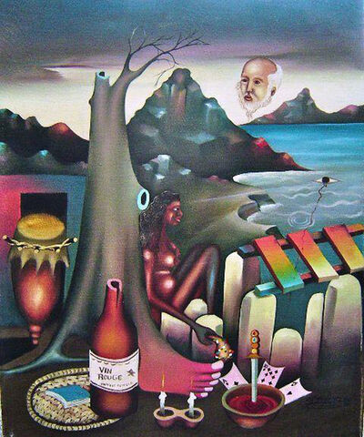 Julio Jean, 'Erzulie Dantor', 1980