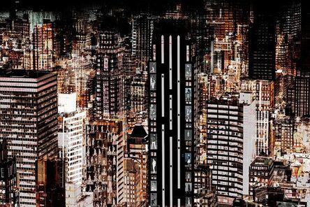 Young Sam Kim, 'The Spirit of City - 02', 2017
