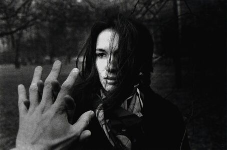 Ralph Gibson, 'Mary Ellen and Hand, from The Somnambulist', 1967