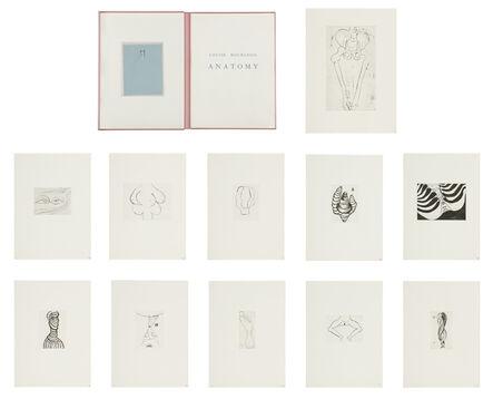 Louise Bourgeois, 'Anatomy', 1989-1990