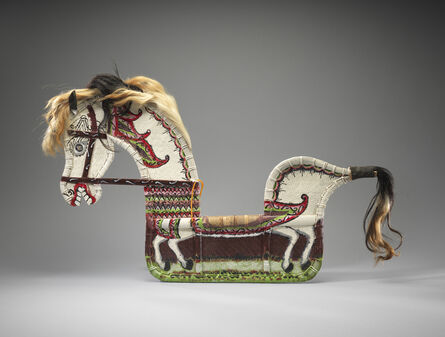 Unknown Artist, 'Horse for Spirit-Possession Dance', Late 20th century