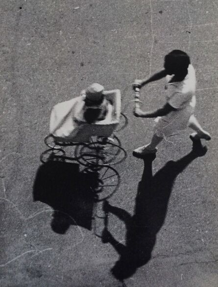 Alexander Rodchenko, 'Zhenshchina s kolyaskoi (Woman with baby carriage)', 1928