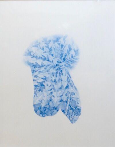 Zachari Logan, 'Silhouette 1 (from Topographies)'