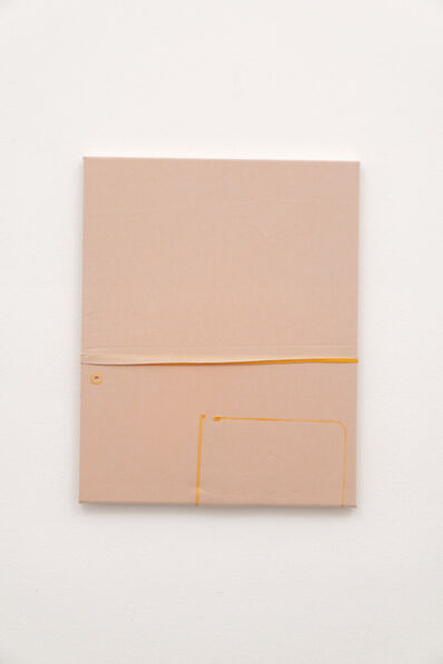 Samuel François, 'Untitled (Because the sun is yellow 6/9)', 2014