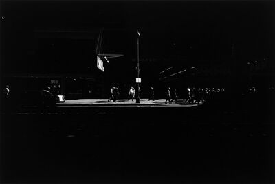 Harry Callahan, 'Wabash Avenue, Chicago', 1959