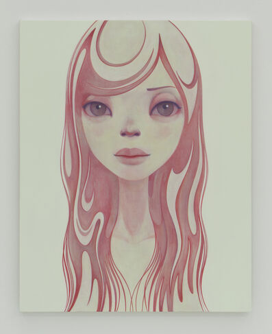 Hideaki Kawashima, 'red and white', 2014