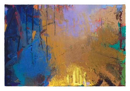 Brian Rutenberg, 'Looming Pine', 2018