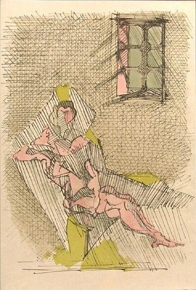 Jacques Villon, 'Le grand testament', 1963