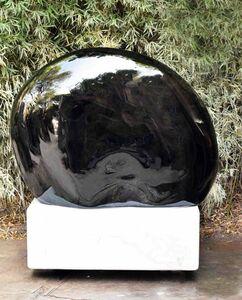 Eduardo Olbés, 'Obsidian Pebble', 2015