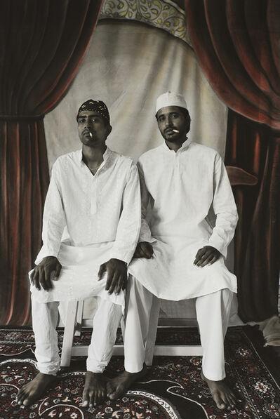 Waswo X Waswo, 'Zakir and Tarif Smoking', 2008