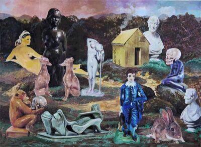 Noah Becker, 'Untitled (Realms Series)', 2017