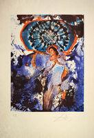 Salvador Dalí, 'Ultra Surrealist Corpuscular Galutska, from Memories of Surrealism. ', 1972