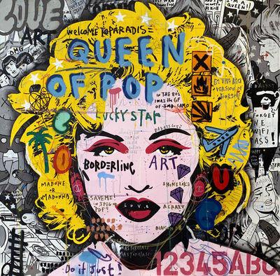 Jisbar, 'Pop Queen Madonna', 2021
