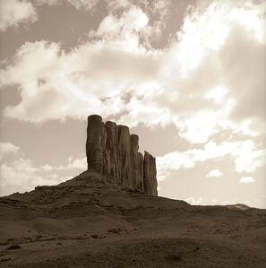 Jules Frazier, 'Butte, Monument Valley, Arizona 1995', 2009