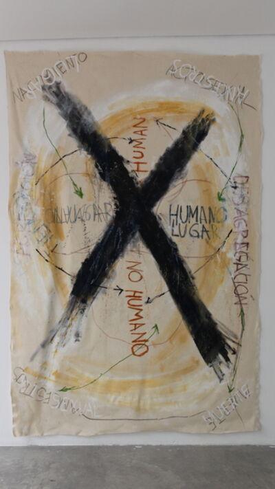 Noe Martínez, 'Gramática del ritual III ', 2017