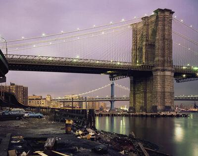 Brian Rose, 'Brooklyn Bridge', 1980
