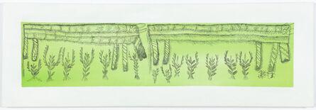 Jose Nunez, 'Untitled (Zebras)', 2017