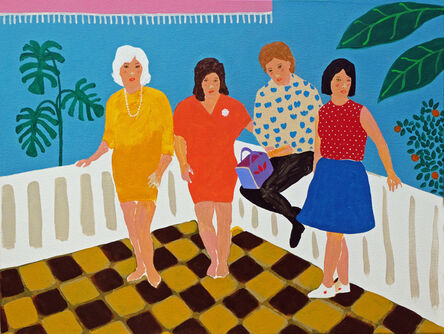 Alan Fears, 'Last Night of the Holiday', 2018