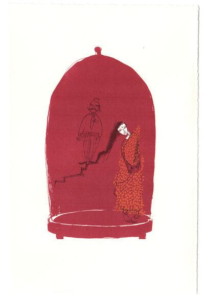 Chitra Merchant, 'Bell Jar - Hair Unboundaried', 2012